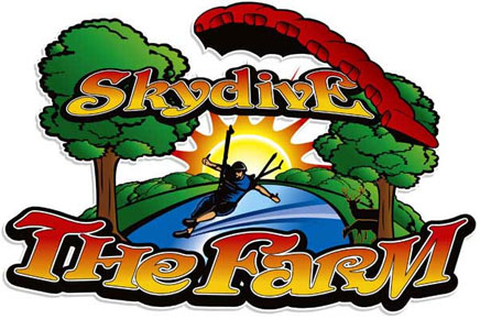 Skydive the Farm Logo